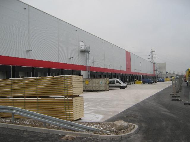 Erweiterung Dienstleistungszentrum – Dortmund