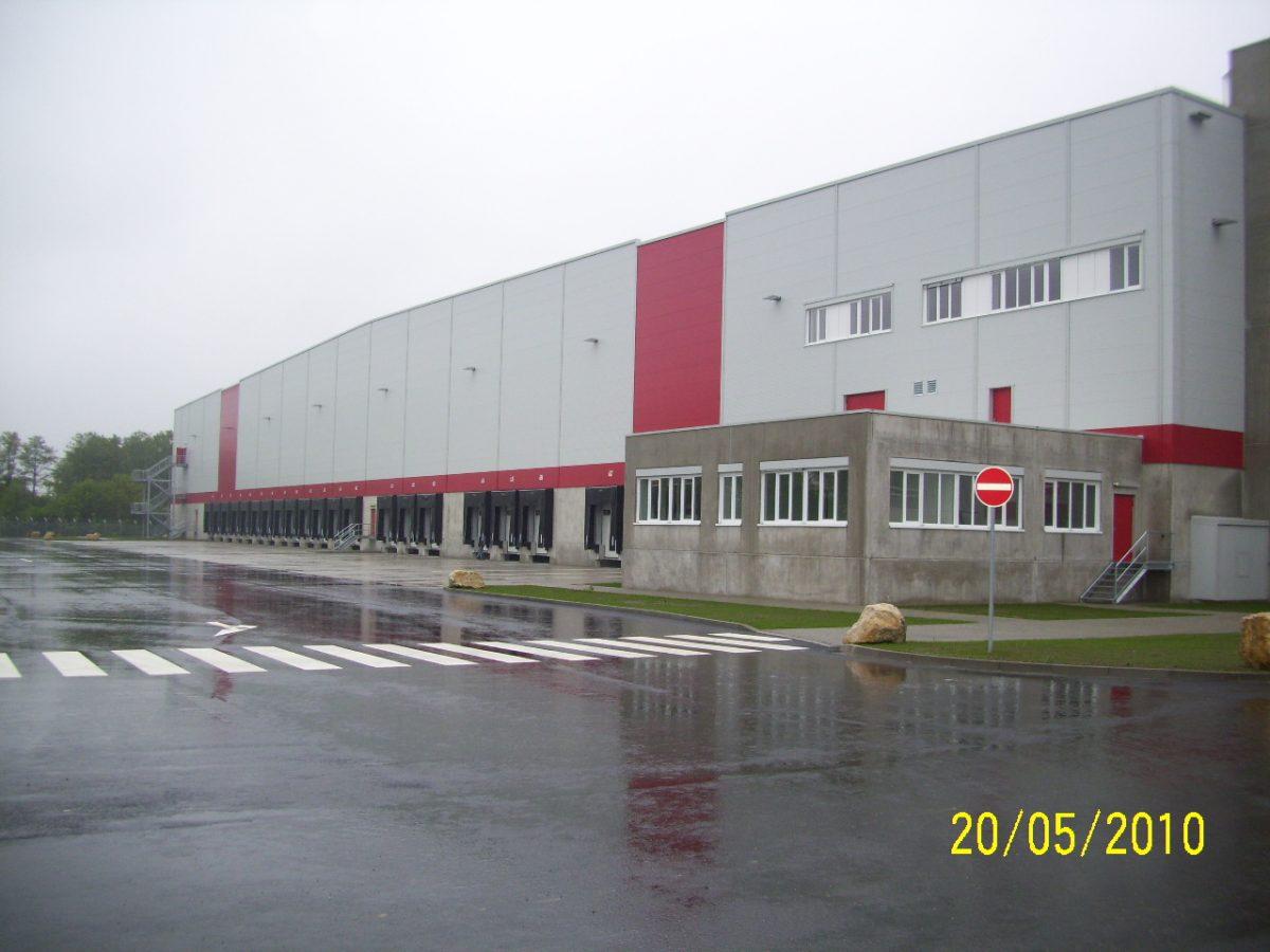 Erweiterung Dienstleistungszentrum – Geisenfeld