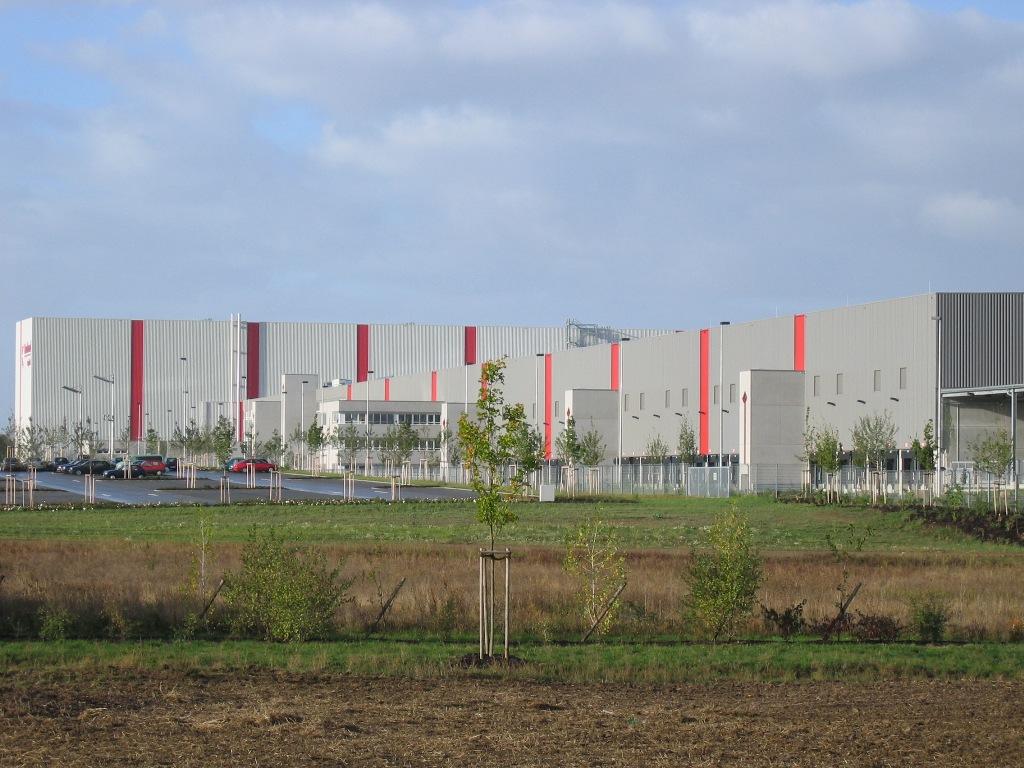 Neubau Dienstleistungszentrum – Donnersdorf