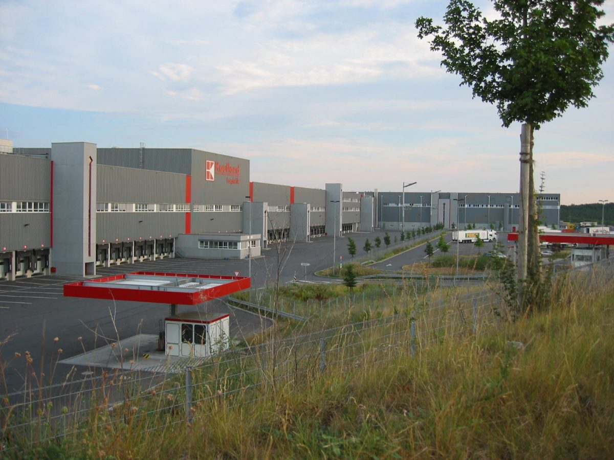 Neubau und Erweiterung Dienstleistungszentrum – Möckmühl