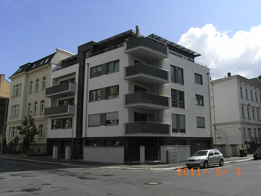 Neubau MFH in Leipzig – Gohlis