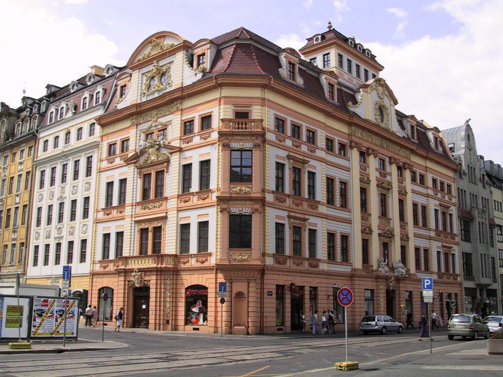 Sanierung Romanushaus – Leipzig